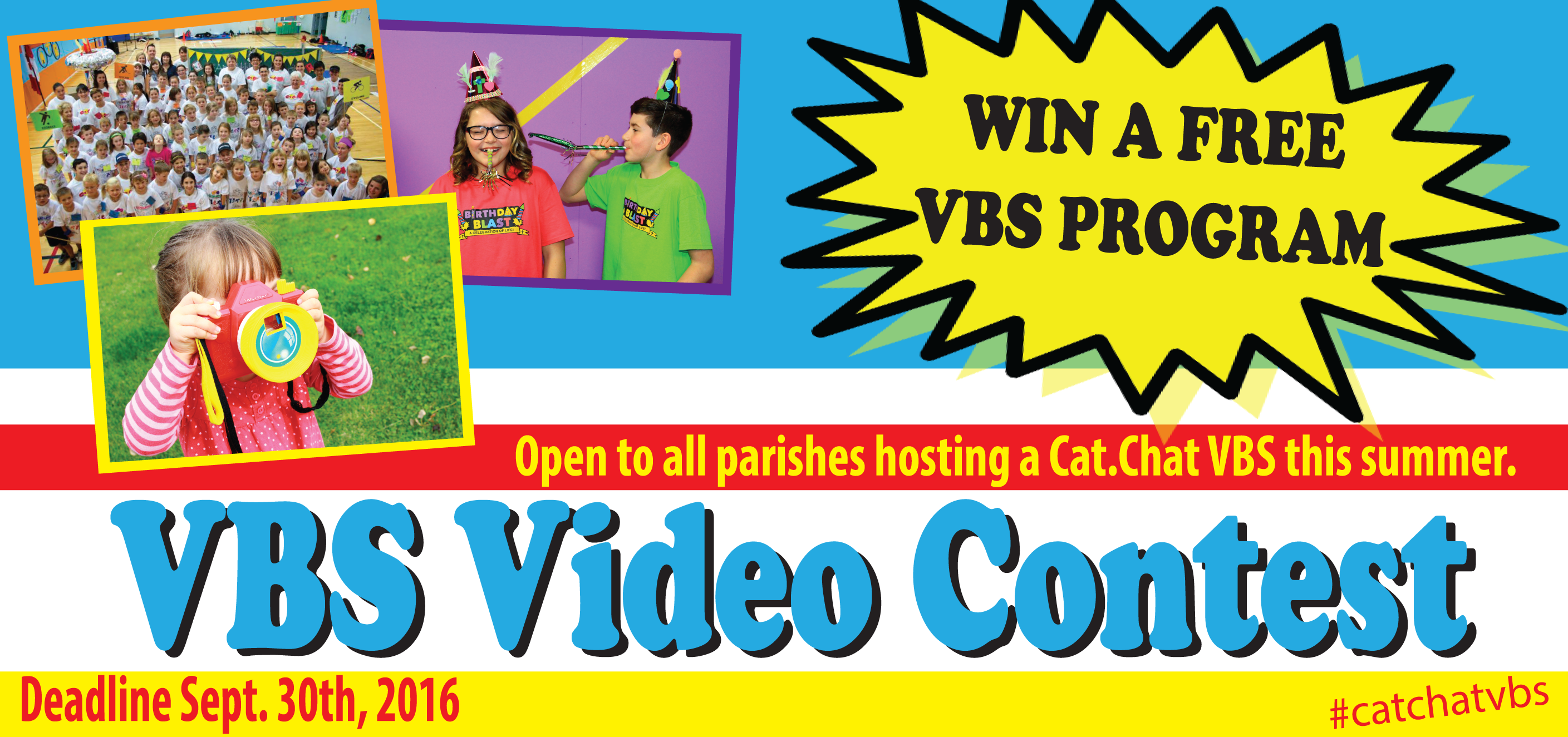 Cat.Chat VBS Video Contest 2016