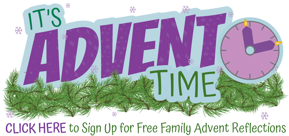 Advent time logo for website