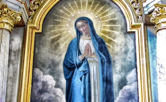Mary Queen of Heaven and Earth