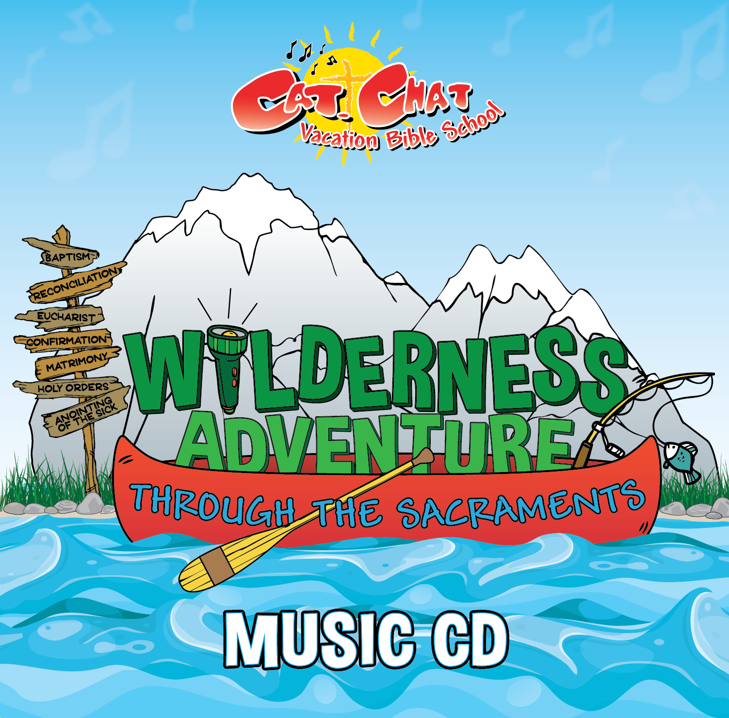 Wilderness Music CD 2 01