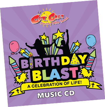 birthday cd angled