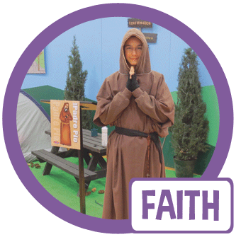 Wilderness Faith