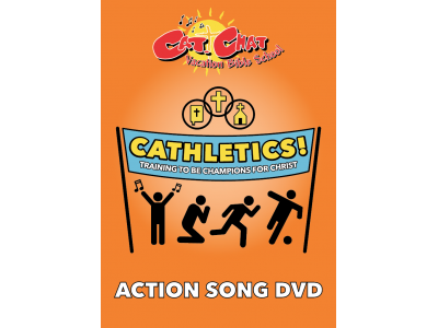 Cathletics VBS Action Song DVD